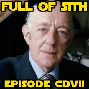 Episode CDVII: Alec Guinness In His Words