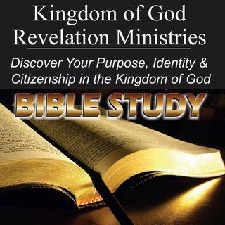 Alternative Sentencing Program facility Friday Night Kingdom Community Bible Study: Rom 1:1-3