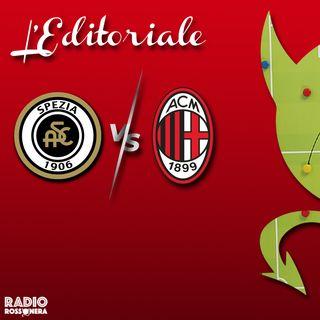 L'Editoriale di Spezia - Milan 1-2 |  Milan > Spezia