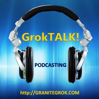 GrokTALK! April 25th, 2015 Pt 1