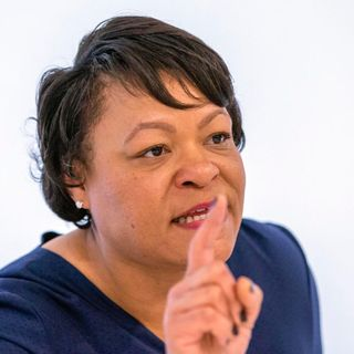 Mayor Latoya Cantrell Is Handing Out $500 Fines For Not Wearing Mask