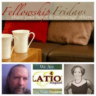 Fellowship Friday Withe Larry Corkins