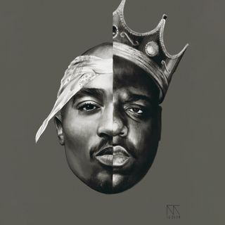 MARCH 9TH BIGGIE AND 2 PAC TRIBUTE MIX