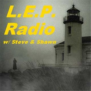 Brad & Barry Klinge from Ghost Lab talk with L.E.P. Radio