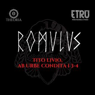 Livio, I 3-4