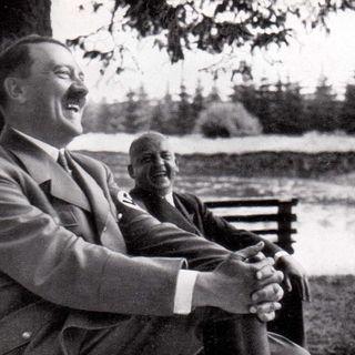 Il messaggio di Adolf Hitler contro il Nuovo Ordine Mondiale.