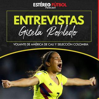 Entrevista Con Gisela Robledo