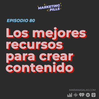 ⚡Episodio 80 - Los mejores recursos para crear contenido