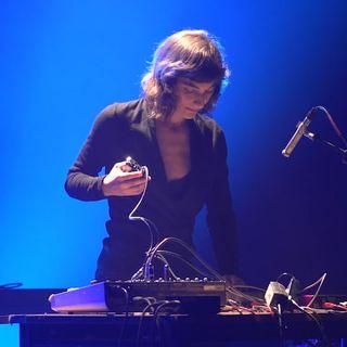 Lea Bertucci, Quarantine Concerts, April 2020.
