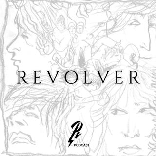 LP 010 THE BEATLES - REVOLVER