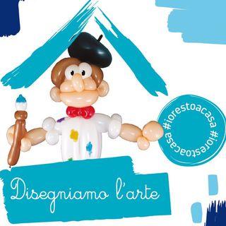 Abbonamento Musei Piemonte - Disegniamo l'Arte 2020 in versione online