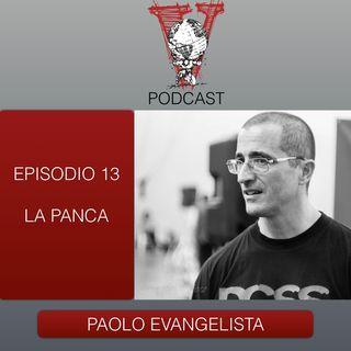 Invictus podcast ep. 13 - Paolo Evangelista - La panca