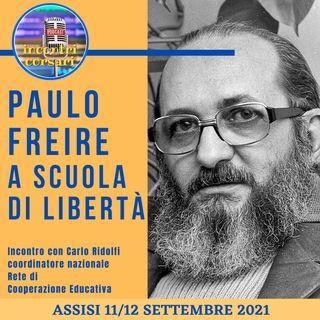 Paulo Freire: a scuola di libertà