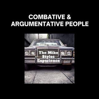 C.A.P. (Combative Argumentative People)