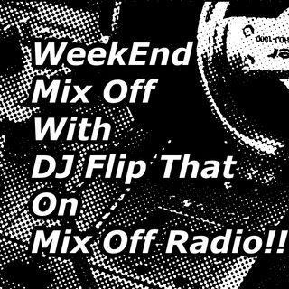 WeekEnd Mix Off 11/13/20 (Live DJ Mix)