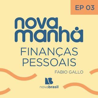 """Finanças pessoais com Fábio Gallo - #3 - Investir em ações e """"IPOs"""""""