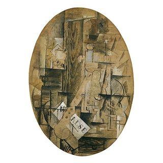 George Braque, Il Clarinetto