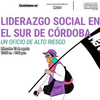 Liderazgo social en el sur de Córdoba