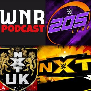 WNR232 WWE NETWORK REVIEW JULY