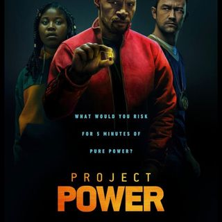 Good Talks: Episode 9 Netflix Project Power