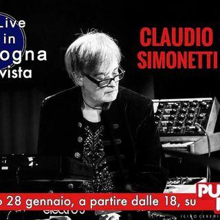 Intervista a Claudio Simonetti (Goblin 28/01/2017)