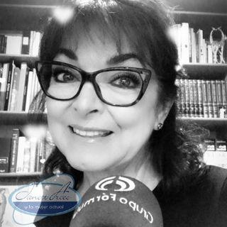 La reconocida tanatóloga Gaby Pérez Islas te dirá cómo aprender a RESPONDER en vez de REACCIONAR.