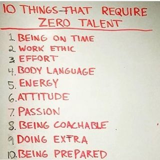 Episode 24- 10 Things that Requires zero talent