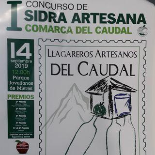 """I Concursu Sidra Artesana y Degustación DOP """"Comarca del Caudal"""""""