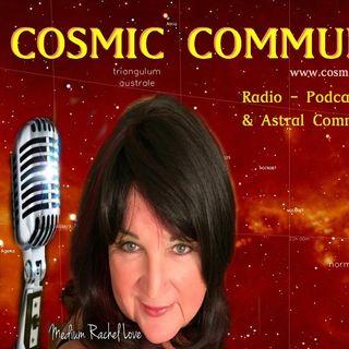 Cosmic Community Quantum Shift for Biz