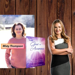 Answers from the Grave with Misty Thompson [Ep. 576]