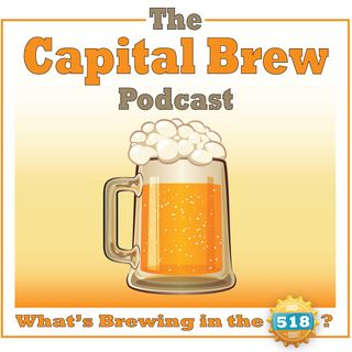 Bonus Episode Nuzzy From Craft Beer Guild of NY at The Albany Ale & Oyster