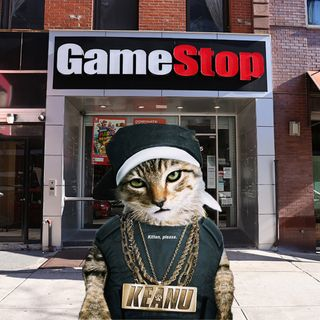 24 - Anche Keanu investe in azioni Gamestop