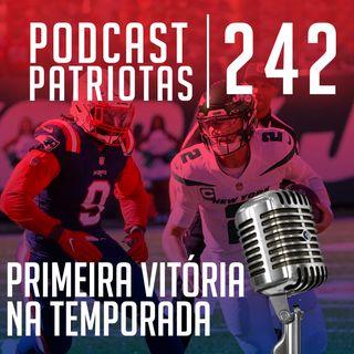 242 - Primeira vitória na temporada!