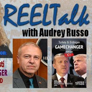 REELTalk Special Edition - Author of GAMECHANGER TRUMP Card, Erbil Gunasti