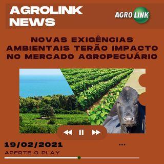 Agrolink News - Destaques do dia 19 de fevereiro