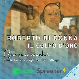 """Roberto Di Donna - """"Il colpo d'oro"""""""