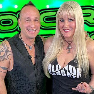 CC hosted by Ric Hare interview with Michelle Johnson from the Blonde Sabbath + info on shows & events for Jan 30 - Feb 1 2020