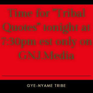 Tribal Quotes 62421-5