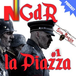 Sine Requie - LA PIAZZA - Ep1