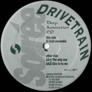 Drivetrain - Acid Ensemble
