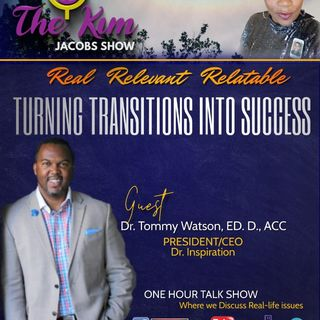 TURNING TRANSITIONS INTO SUCCESS - DR. INSPIRATION (1)