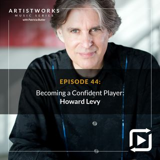 Becoming a Confident Player: Howard Levy