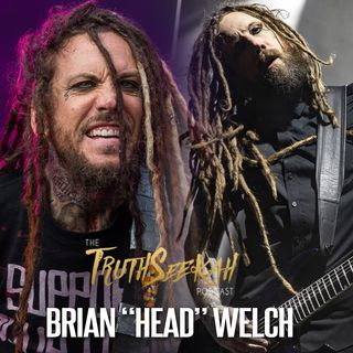 "Brian ""Head"" Welch of KoRn 