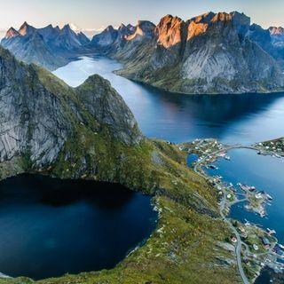Norvegia: opera d'arte della natura