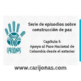El Paro Nacional de Colombia desde Barcelona