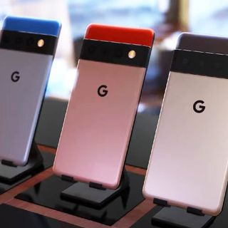 Pixel 6 Benchmark Says GS101 On Par with SD870