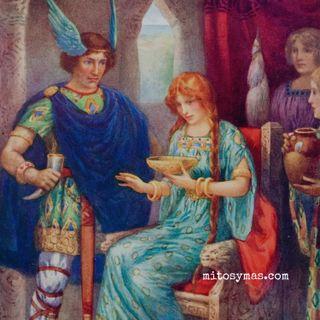 Frey y Gerda, una historia de amor nórdica. Mitología Nórdica Pt. 13