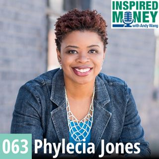 063: The Budgetologist Says You Can Budget Your Way to a Happier Life | Phylecia Jones