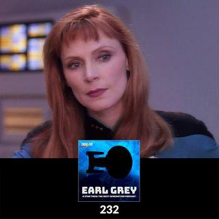 Earl Grey : 232: Shag Shuttle Carpeting