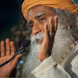 Crossing the Border Between You and the Universe   Sadhguru with BSF